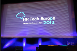Gartner at HRTech Europe 2012